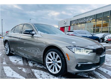 2017 BMW 328d xDrive (Stk: C35713A) in Thornhill - Image 1 of 23