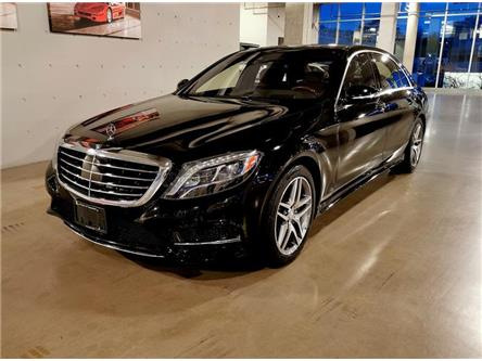 2015 Mercedes-Benz S-Class Base (Stk: N1566A) in Vancouver - Image 1 of 3