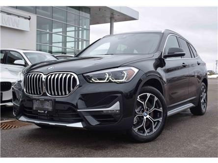 2021 BMW X1 xDrive28i (Stk: 1S32152) in Brampton - Image 1 of 11