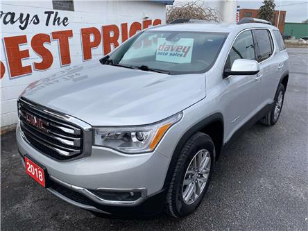 2018 GMC Acadia SLE-2 (Stk: 21-024) in Oshawa - Image 1 of 15