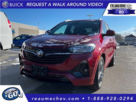 2021 Buick Encore GX Preferred (Stk: 21-0349) in LaSalle - Image 1 of 6