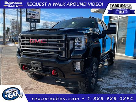 2021 GMC Sierra 3500HD AT4 (Stk: 21-0269) in LaSalle - Image 1 of 6