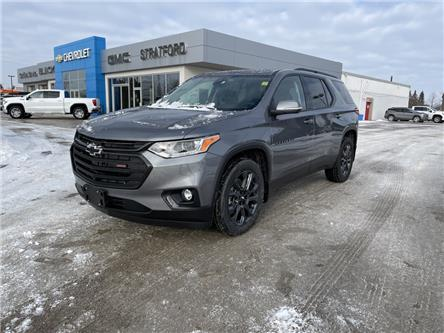 2021 Chevrolet Traverse RS (Stk: TC2826) in Stratford - Image 1 of 10