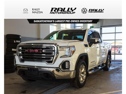 2019 GMC Sierra 1500 SLT (Stk: V1439) in Prince Albert - Image 1 of 14