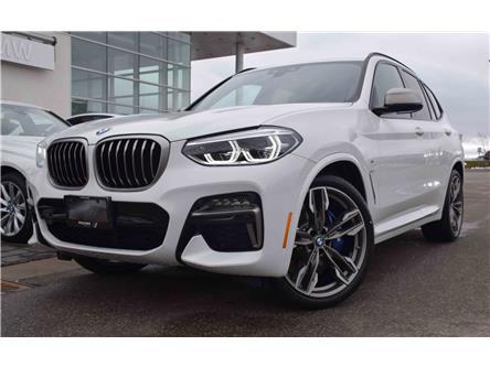 2021 BMW X3 M40i (Stk: 1E54508) in Brampton - Image 1 of 13