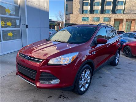 2014 Ford Escape SE (Stk: NT3242) in Calgary - Image 1 of 16