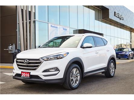 2016 Hyundai Tucson Premium (Stk: U1010) in Burlington - Image 1 of 22