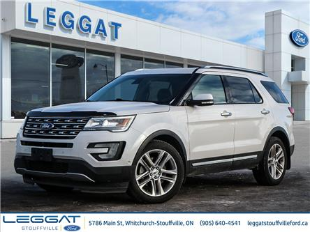 2017 Ford Explorer Limited (Stk: EX13358A) in Stouffville - Image 1 of 29