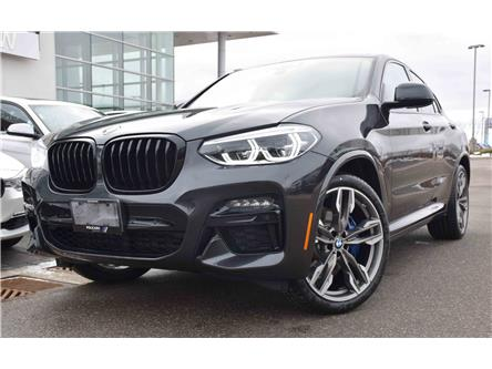 2021 BMW X4 M40i (Stk: 1E16907) in Brampton - Image 1 of 14