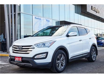 2015 Hyundai Santa Fe Sport 2.4 Luxury (Stk: U1012) in Burlington - Image 1 of 28