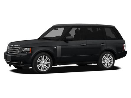 2010 Land Rover Range Rover Supercharged (Stk: U1035BZ) in Barrie - Image 1 of 3