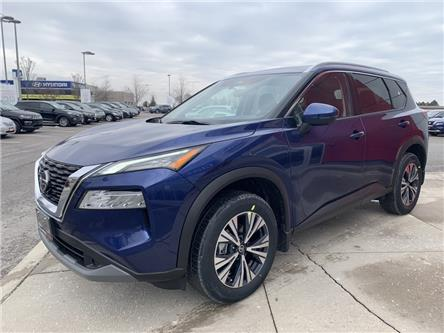 2021 Nissan Rogue SV (Stk: MC714330) in Bowmanville - Image 1 of 19