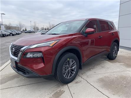 2021 Nissan Rogue S (Stk: MC713373) in Bowmanville - Image 1 of 15