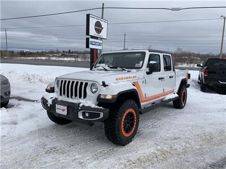 2021 Jeep Gladiator Sport S (Stk: 6573) in Sudbury - Image 1 of 18