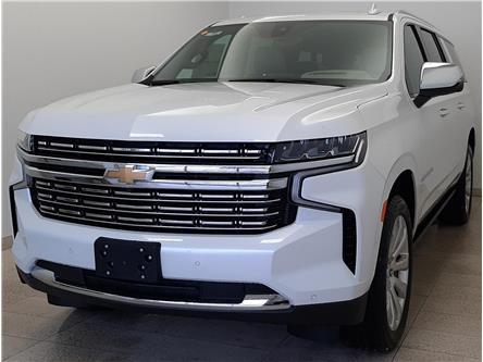 2021 Chevrolet Suburban Premier (Stk: 11823) in Sudbury - Image 1 of 17