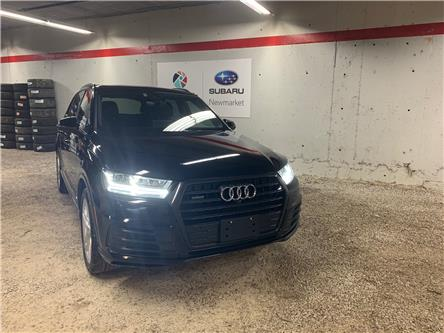 2018 Audi Q7 3.0T Technik (Stk: P914) in Newmarket - Image 1 of 19