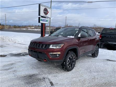 2021 Jeep Compass Trailhawk (Stk: 6768) in Sudbury - Image 1 of 20