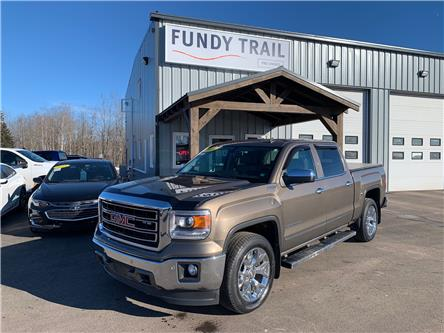 2014 GMC Sierra 1500 SLT (Stk: 21072A) in Sussex - Image 1 of 10