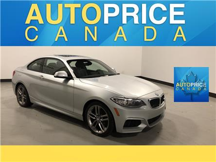 2016 BMW 228i xDrive (Stk: W2929) in Mississauga - Image 1 of 26