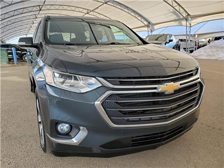 2018 Chevrolet Traverse 3LT (Stk: 165944) in AIRDRIE - Image 1 of 36