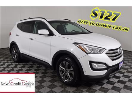 2016 Hyundai Santa Fe Sport 2.4 Premium (Stk: D120-285A) in Huntsville - Image 1 of 23