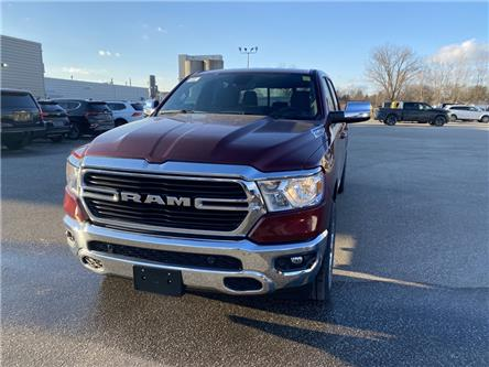 2021 RAM 1500 Big Horn (Stk: N04952) in Chatham - Image 1 of 16