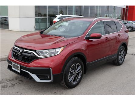 2021 Honda CR-V EX-L (Stk: CR-17502) in Brampton - Image 1 of 22