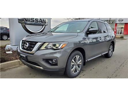 2020 Nissan Pathfinder SL Premium (Stk: P2013) in Courtenay - Image 1 of 8