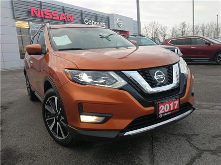 2017 Nissan Rogue SL Platinum (Stk: CMW300573A) in Cobourg - Image 1 of 20