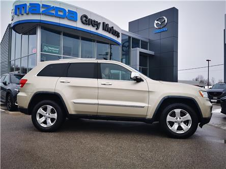 2011 Jeep Grand Cherokee Limited (Stk: 19037A) in Owen Sound - Image 1 of 16