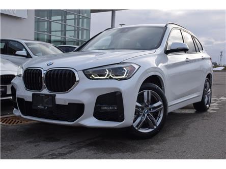 2021 BMW X1 xDrive28i (Stk: 1S43510) in Brampton - Image 1 of 12