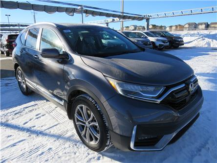 2021 Honda CR-V Touring (Stk: 210068) in Airdrie - Image 1 of 8
