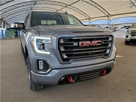2021 GMC Sierra 1500 AT4 (Stk: 188520) in AIRDRIE - Image 1 of 38