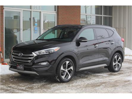 2017 Hyundai Tucson SE (Stk: 267792) in Saskatoon - Image 1 of 25
