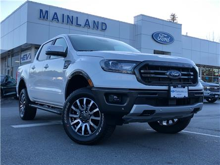 2020 Ford Ranger Lariat (Stk: 20RA6616) in Vancouver - Image 1 of 30