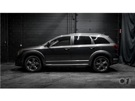 2014 Dodge Journey Crossroad (Stk: CT21-2) in Kingston - Image 1 of 37