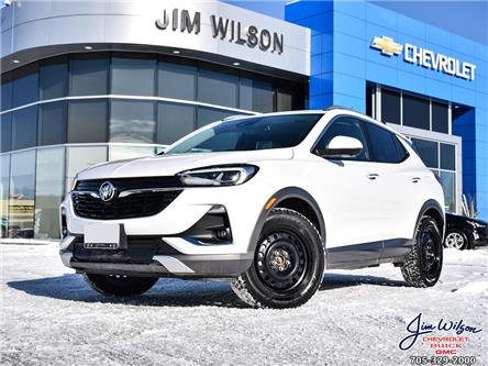 2021 Buick Encore GX Essence (Stk: 202156) in Orillia - Image 1 of 30