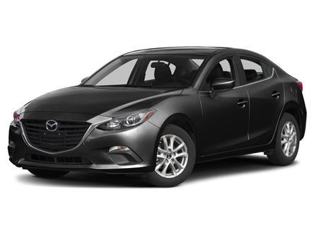 2016 Mazda Mazda3 GS (Stk: M1026A) in Miramichi - Image 1 of 9