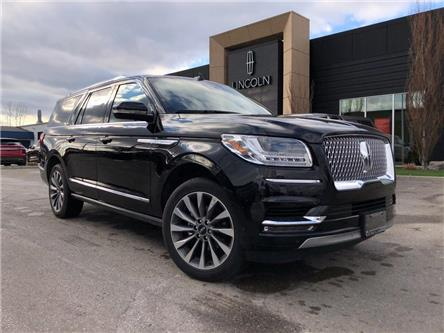 2021 Lincoln Navigator L Reserve (Stk: VNA19960) in Chatham - Image 1 of 15