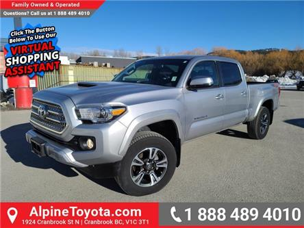 2017 Toyota Tacoma TRD Sport (Stk: X025505M) in Cranbrook - Image 1 of 25