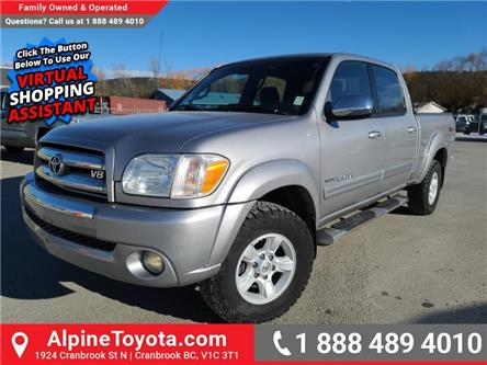 2006 Toyota Tundra V8 (Stk: X957402A) in Cranbrook - Image 1 of 23