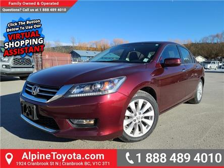 2014 Honda Accord Sport (Stk: W168987T) in Cranbrook - Image 1 of 22