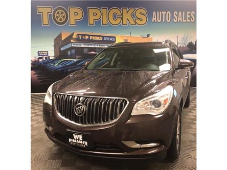 2017 Buick Enclave Leather (Stk: 136181) in NORTH BAY - Image 1 of 27