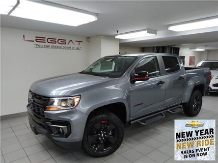 2021 Chevrolet Colorado LT (Stk: 217582) in Burlington - Image 1 of 12