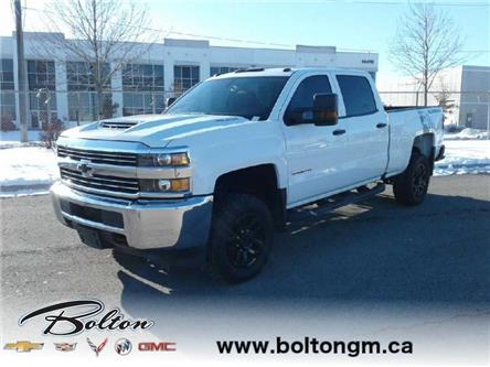 2018 Chevrolet Silverado 2500HD WT (Stk: MB068248A) in Bolton - Image 1 of 15