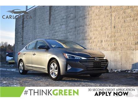2020 Hyundai Elantra Preferred (Stk: B6798) in Kingston - Image 1 of 21