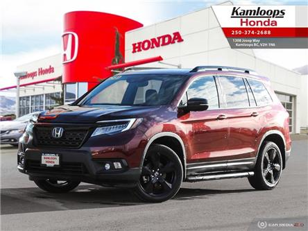 2019 Honda Passport Touring (Stk: 15155A) in Kamloops - Image 1 of 25