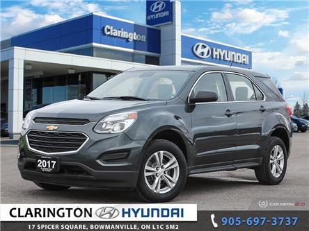 2017 Chevrolet Equinox LS (Stk: U1134) in Clarington - Image 1 of 27