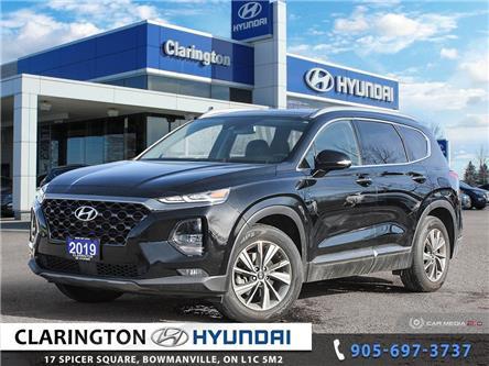2019 Hyundai Santa Fe Luxury (Stk: U1120) in Clarington - Image 1 of 27