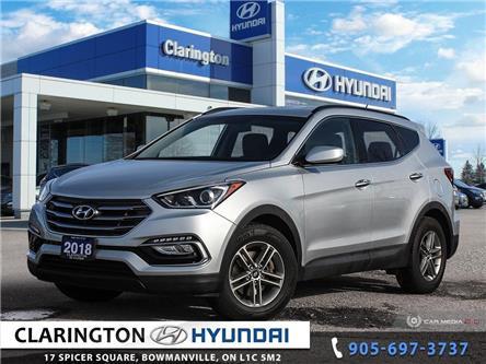 2018 Hyundai Santa Fe Sport 2.4 Base (Stk: U1127) in Clarington - Image 1 of 27